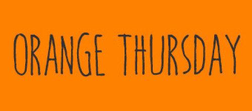 Orange Thursday