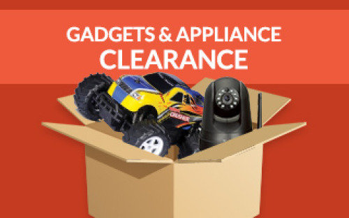 Gadget and Appliance Clearance Sale