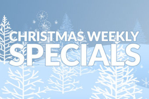 Christmas Weekly Specials