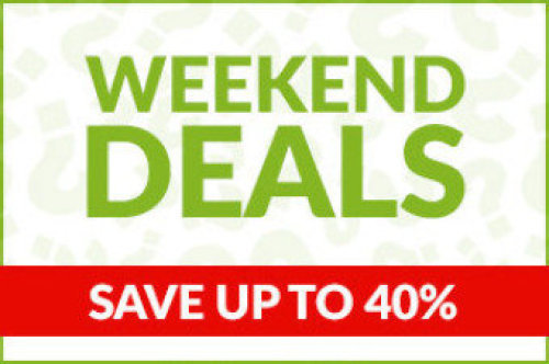Weekend Deals