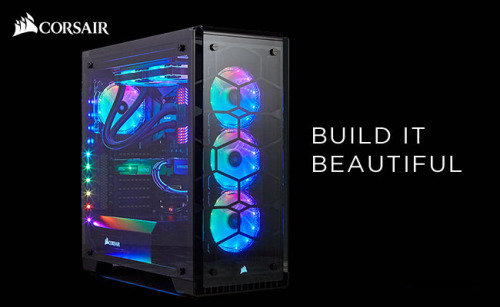 Corsair Build It Beautiful
