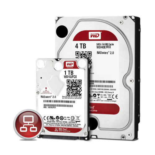 WD Red Revolution