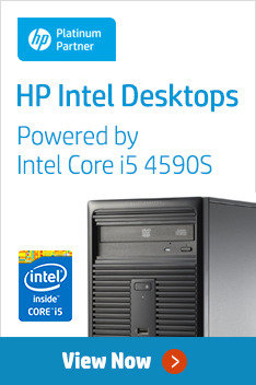 HP Intel Desktops