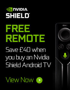 Nvidia Shield - Free Remote