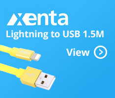 Xenta lightning cable
