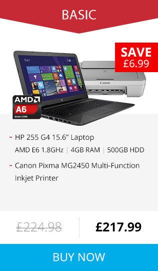Laptop Bundle - Basic