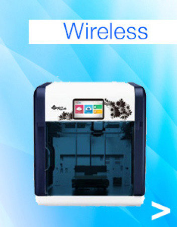 3d wireless printers