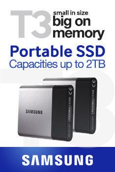 T3 portable SSD