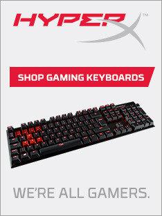 HyperX Keyboards
