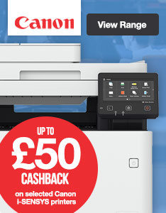 Canon i-sensys Cashback