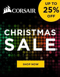 Corsair Christmas Sale
