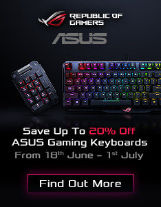Asus Gaming Keyboard