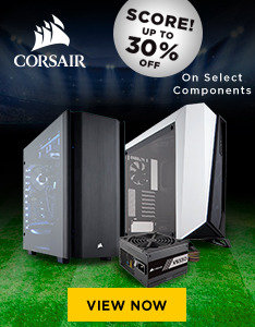 Corsair World Cup Promo