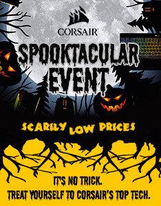 Corsair Halloween