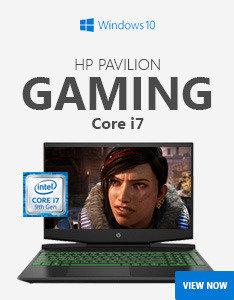 HP Pavillion Gaming - live 24th - may need a shuffle