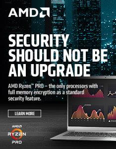 AMD Ryzen PRO Devices
