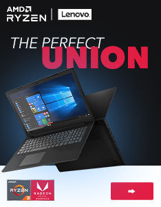 Lenovo and AMD - the perfect union