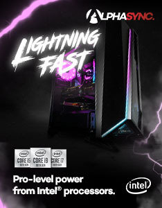 AlphaSync Intel - Lightning Fast