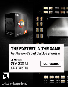 AMD Ryzen 5000 Series Processors