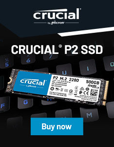 Crucial M.2 SSDs