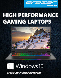 Medion High Performance Gaming Laptops