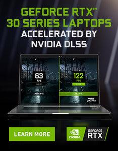 NVIDIA Laptop DLSS