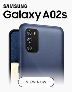 Samsung Galaxy A02s Range
