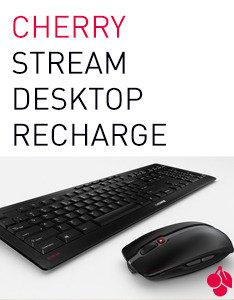 BD1120 Cherry Stream Keyboard