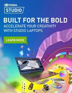 BD1260 NVIDIA BTS Studio