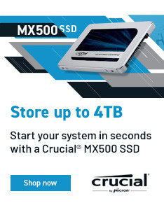 DJ1295 Crucial MX500