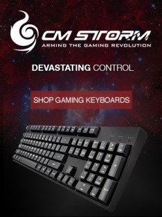 CM Storm Keyboard