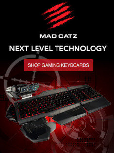 Madcatz Keyboard