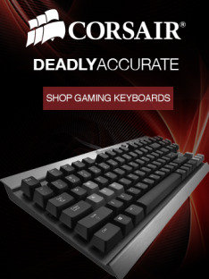 Corsair Keyboards