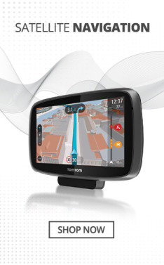 Sat Nav - Visual Store