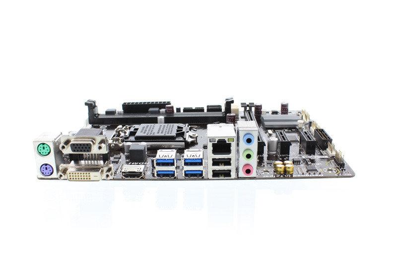 Gigabyte GA-H81M-S2H Socket 1150 VGA DVI HDMI Micro ATX Motherboard