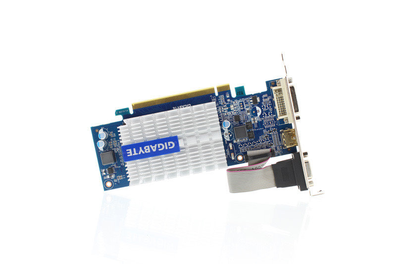 Gigabyte GeForce G210 1GB DDR3 VGA DVI HDMI PCI-E Graphics Card