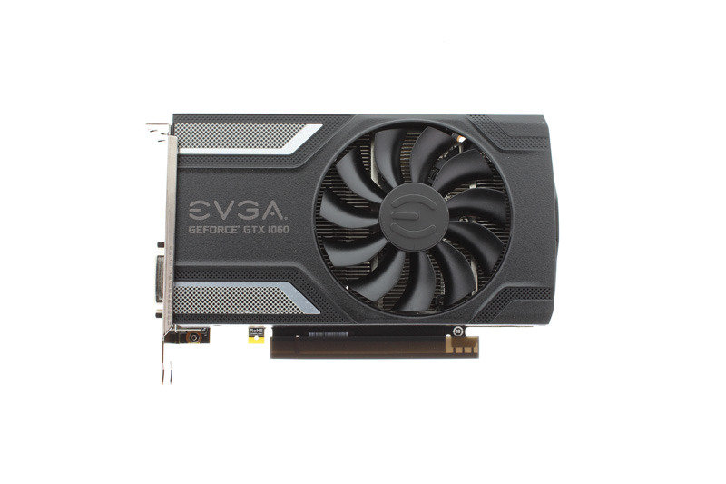 EVGA GeForce GTX 1060 SC Gaming 3GB GDDR5 Graphics Card