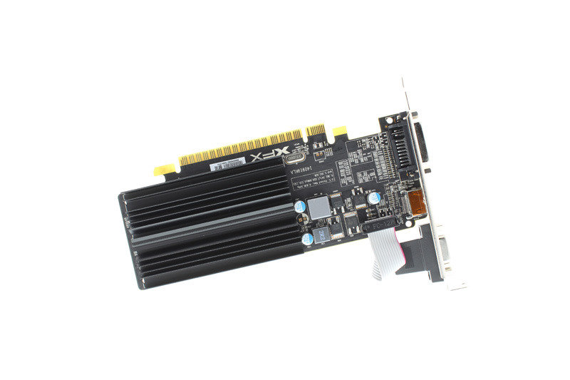 XFX Radeon HD 5450 Heatsink 1GB DDR3 VGA DVI HDMI PCI-E Graphics Card