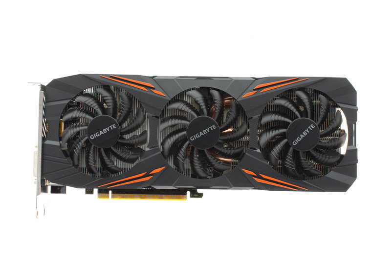 Gigabyte GeForce GTX 1080 G1 Gaming OC 8GB Graphics Card