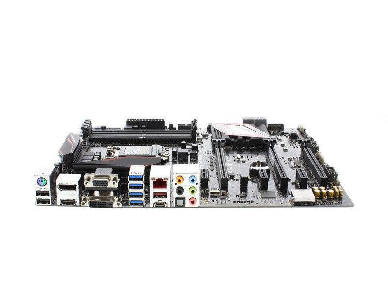 Asus Z170 PRO GAMING Socket 1151 ATX Motherboard
