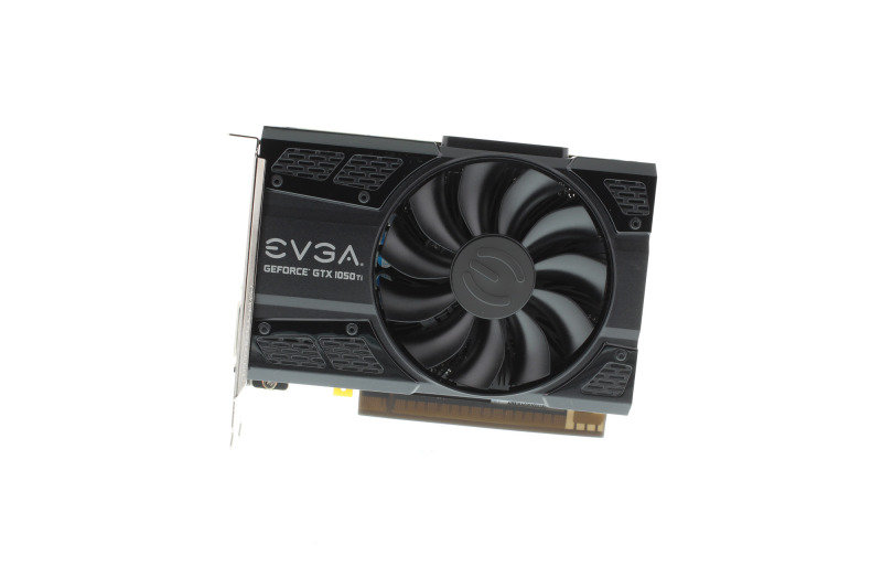 EVGA Nvidia GeForce GTX 1050Ti SC Gaming 4GB GDDR5 Graphics Card 04G-P4-6253-KR