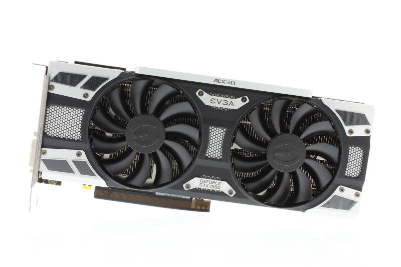 EVGA GeForce GTX 1080 SC Gaming 8GB GDDR5X DVI-D HDMI 3x DisplayPort PCI-E Graphics Card