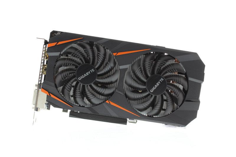 Gigabyte Nvidia GTX 1060 WindForce OC 3GB Graphics Card