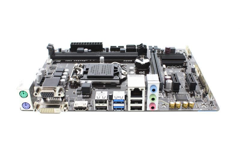 Gigabyte H110M-S2H Socket LGA 1151 Micro ATX Motherboard