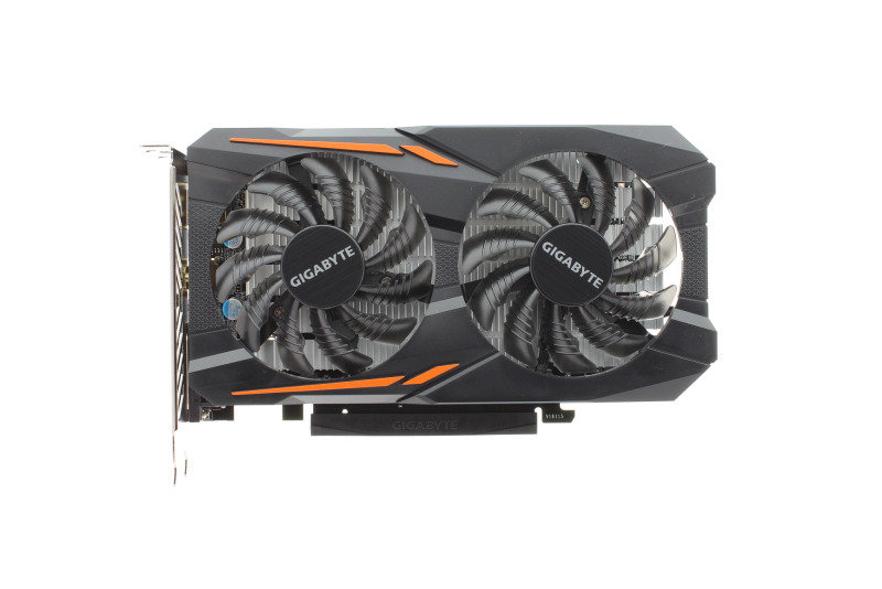 Gigabyte GeForce GTX 1050 Ti OC 4GB Graphics Card