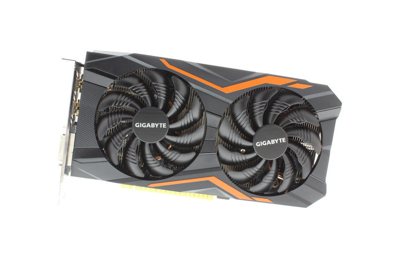 Gigabyte Nvidia GeForce GTX 1050 G1 Gaming 2GB