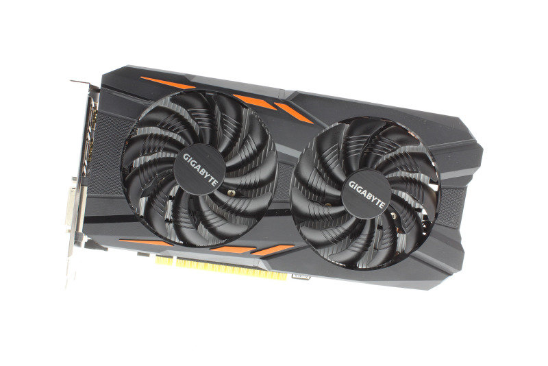 Gigabyte GTX 1050 Ti Windforce OC 4GB Graphics Card