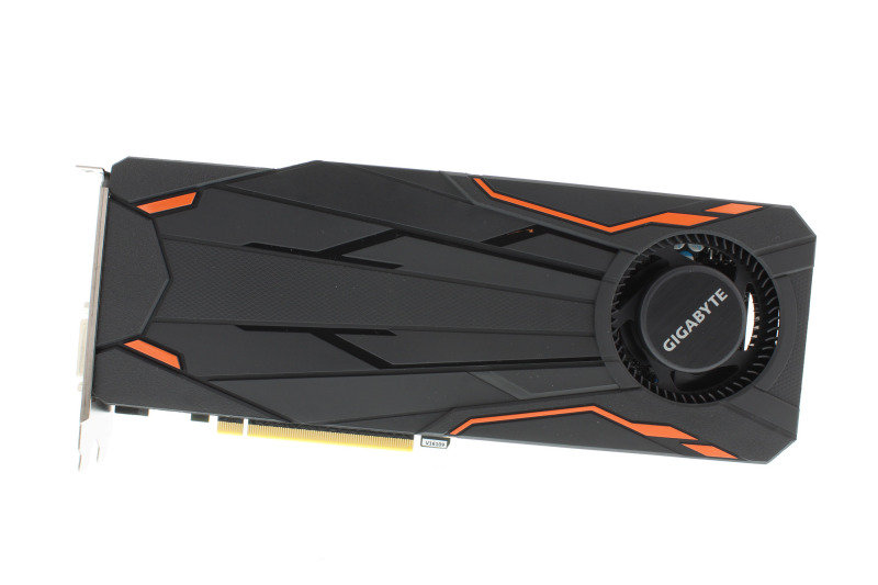 Gigabyte Nvidia GeForce GTX 1080 Turbo OC 8GB GDDR5X Graphics Card GV-N1080TTOC-8GD
