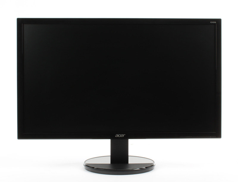 "Acer K242HLbd 24"" LED DVI Monitor"