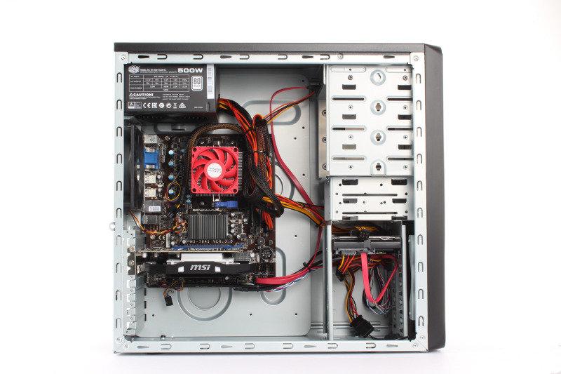 Cyberpower Gaming Battalion 1050Ti ECC01748